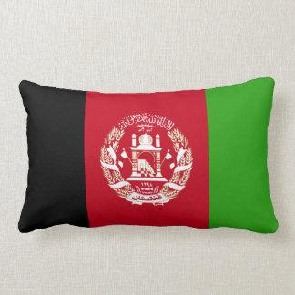 Afghanistan Flag Lumbar Pillow