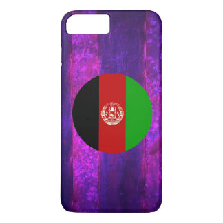 Afghanistan Flag on Grass iPhone 7 Plus Case