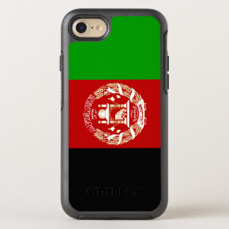Afghanistan Flag OtterBox Symmetry iPhone 8/7 Case