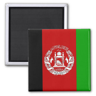 Afghanistan High quality Flag Magnet
