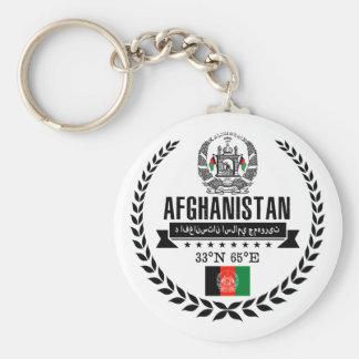 Afghanistan Keychain