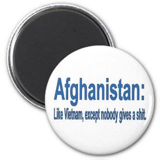 Afghanistan: Like Vietnam except Magnet