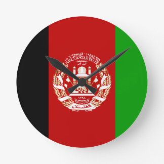 afghanistan round clock