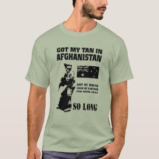 AFGHANISTAN WAR T-Shirt