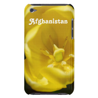 Afghanistan Yellow Tulips Barely There iPod Covers