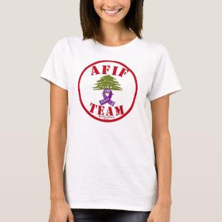 Afif Pancreatic Cancer T-Shirt