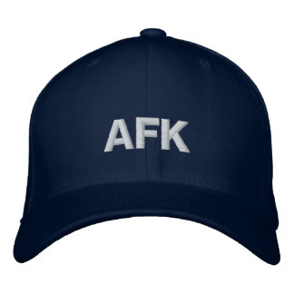 AFK Away From Keyboard Hat