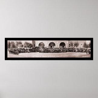 AFL Convention El Paso Photo 1924 Print