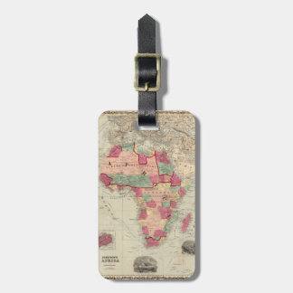 Africa 30 bag tag