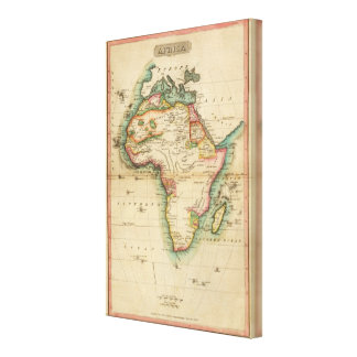 Africa 48 stretched canvas prints