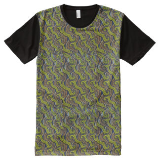 AFRICA ABTRACT PATTERN All-Over-Print T-Shirt