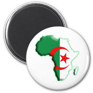 AFRICA: ALGERIA MAGNET