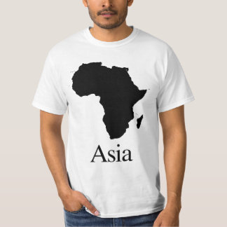 Africa Asia Cost-sensitive. T-Shirt