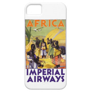 Africa by Imperial Airways iPhone 5 Cover