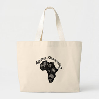 Africa Dreaming Large Tote Bag