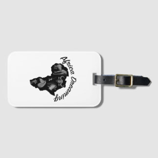 Africa Dreaming Luggage Tag