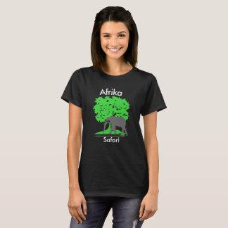 Africa - elephant safari T-shirt