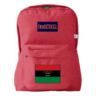 Africa Flag Modern backpacks Buy Online