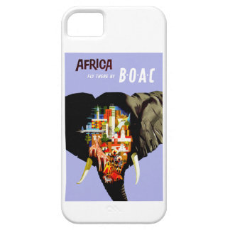 Africa ~ Fly There iPhone 5/5S Cover