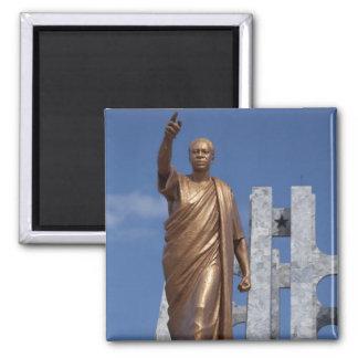 Africa, Ghana, Accra. Nkrumah Mausoleum, final Magnet
