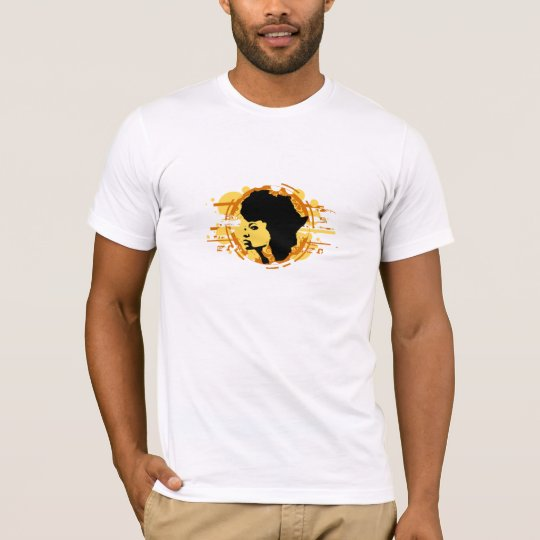 Africa is the future. T-Shirt