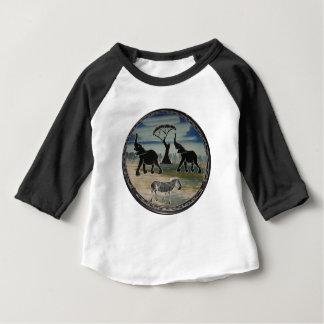 Africa Kenya Beautiful Elegant Wildlife Baby T-Shirt