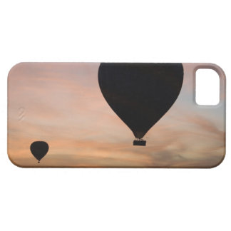 Africa, Kenya, Masai Mara. Two balloons glide Case For The iPhone 5