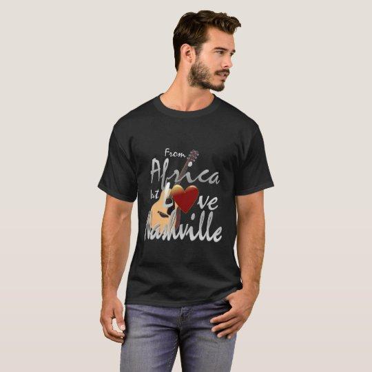 Africa Love Nashville Men's T-Shirt