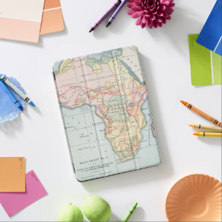 AFRICA: MAP, 1894 iPad AIR COVER
