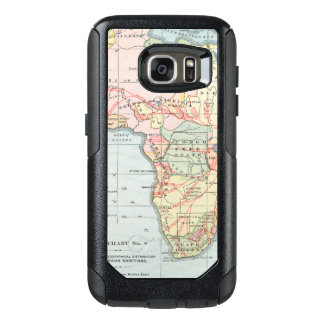 AFRICA: MAP, 1894 OtterBox SAMSUNG GALAXY S7 CASE