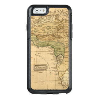 Africa  Map by Worcester OtterBox iPhone 6/6s Case