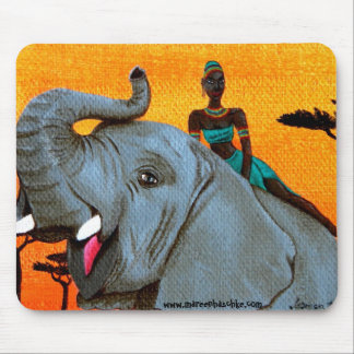"""Africa!"" Mouse Pad"