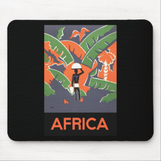 Africa Mouse Pad