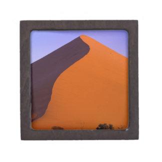 Africa, Namibia, Namib NP, Sossusvlei, Sand Premium Keepsake Boxes