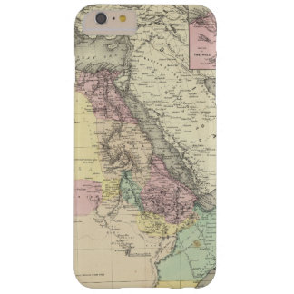 Africa North Eastern Sheet Barely There iPhone 6 Plus Case