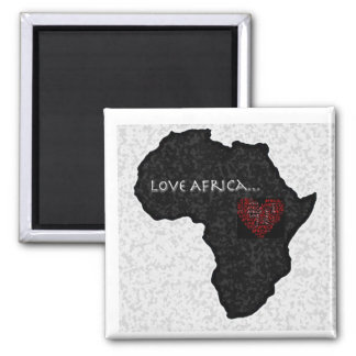 Africa_outline_bw copy square magnet