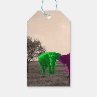 Africa Pack Of Gift Tags