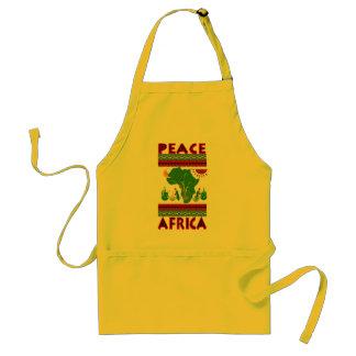 Africa Peace Standard Apron