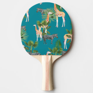Africa Ping-Pong Paddle