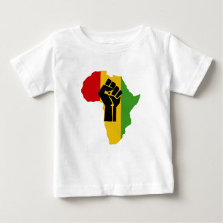Africa Power - Reggae Baby T-Shirt
