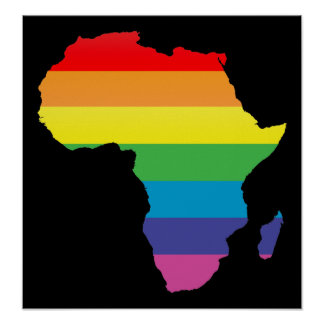 africa pride. poster
