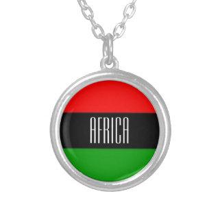 Africa RBG Necklace