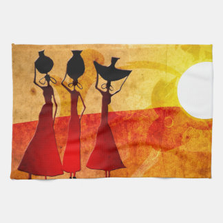 Africa retro vintage style gifts 27 kitchen towel