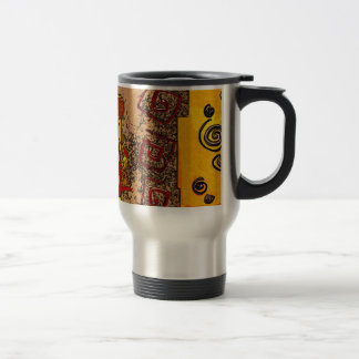 Africa retro vintage style gifts travel mug