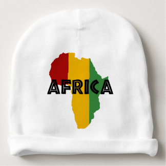 Africa take a rest cokes baby beanie