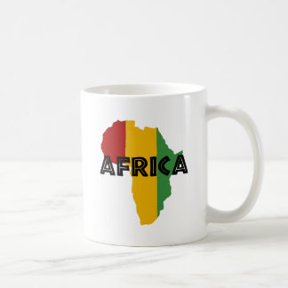 Africa take a rest cokes coffee mug