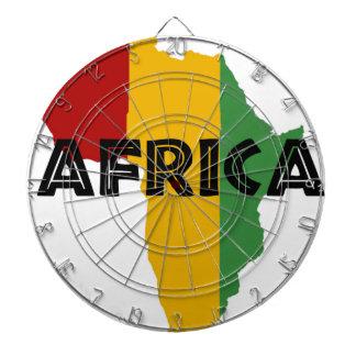 Africa take a rest cokes dartboard
