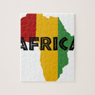 Africa take a rest cokes jigsaw puzzle