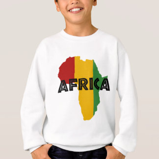 Africa take a rest cokes sweatshirt