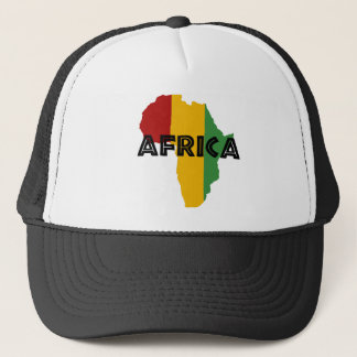 Africa take a rest cokes trucker hat